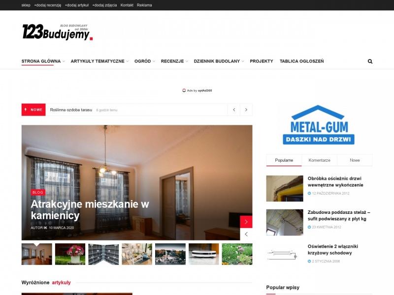 123 Budujemy dom i piszemy bloga