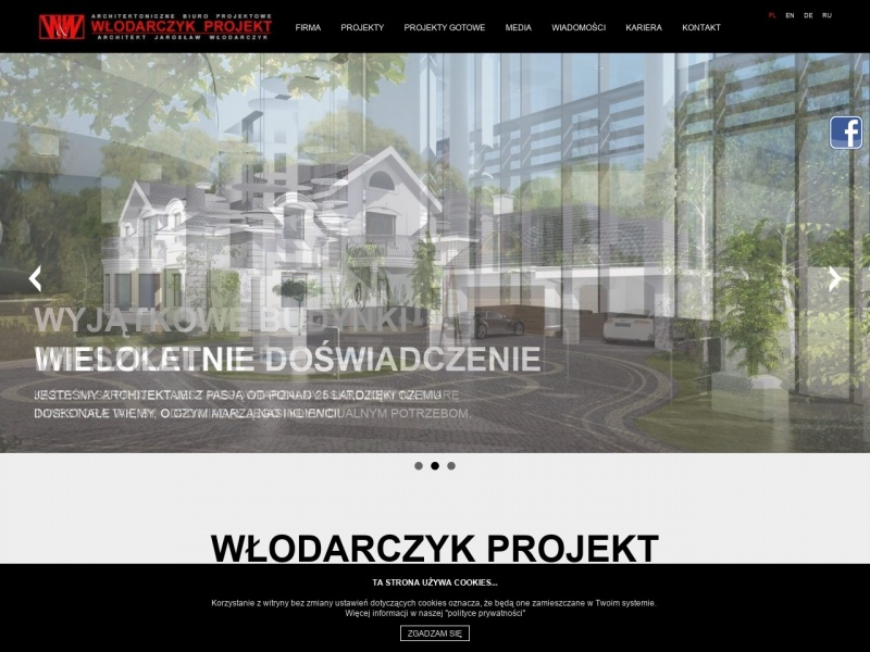 Włodarczyk Projekt Architektoniczne
