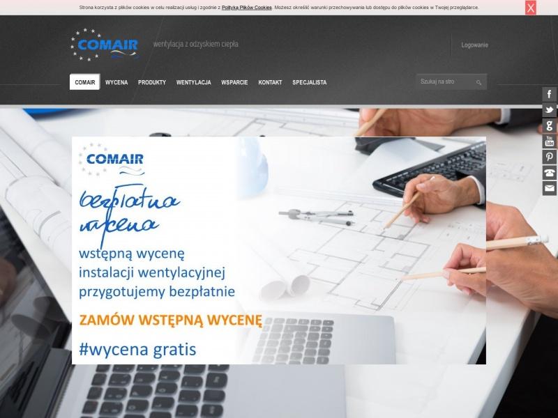 COMAIR Polska Michał Ludwin