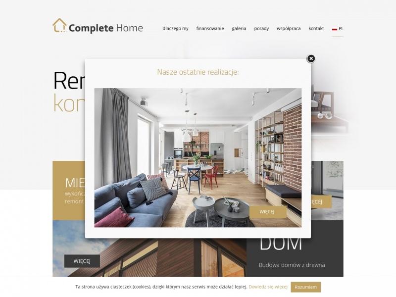 Complete Home - Remonty i wykończenia
