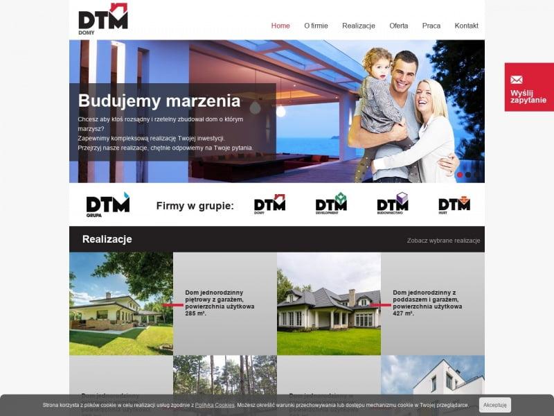 Dtmdomy.pl - Budowa domów
