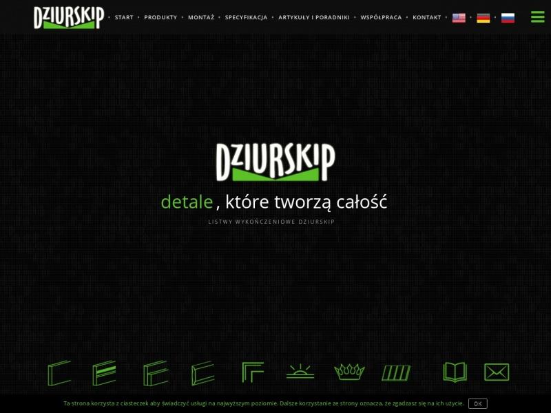Przemysław Dziurzyński DZIURSKIP