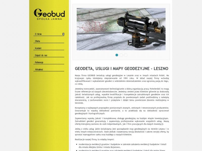 GeoBud Leszno