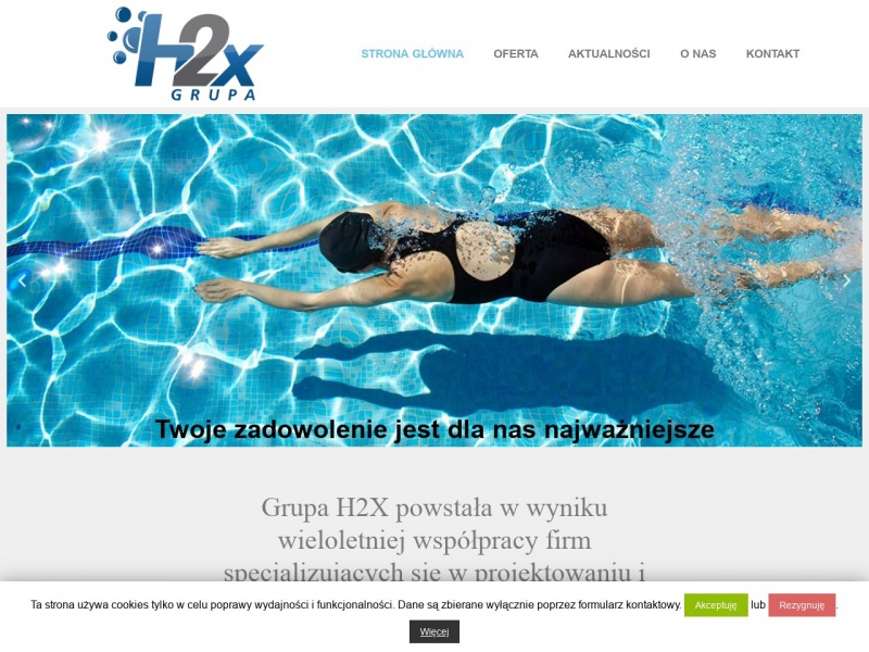 Grupa H2X