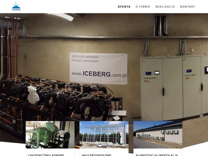ICEBERG: Hale i Konstrukcje Stalowe
