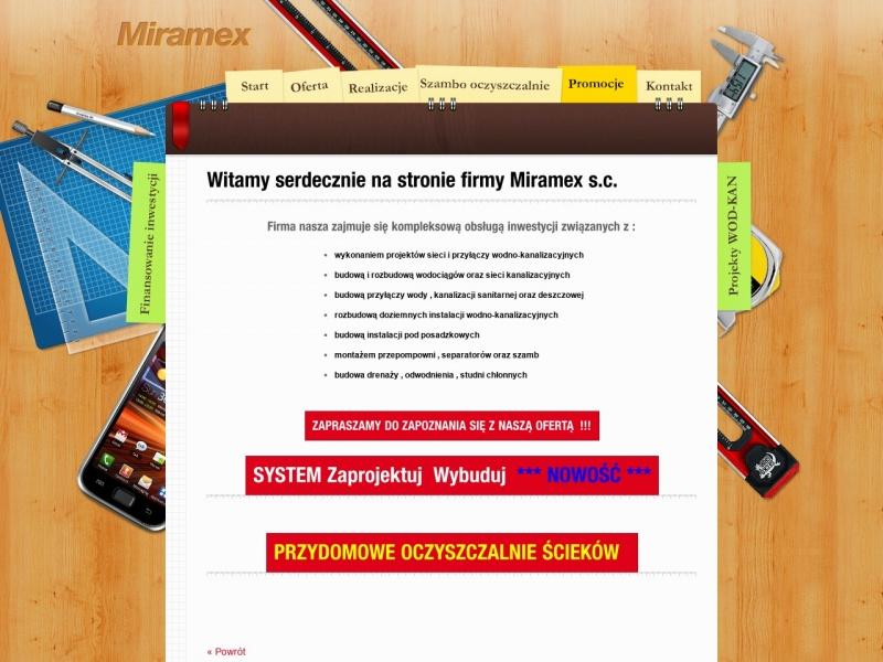 Miramex s.c.