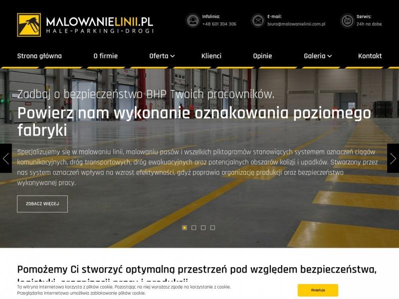 malowanielinii.com.pl