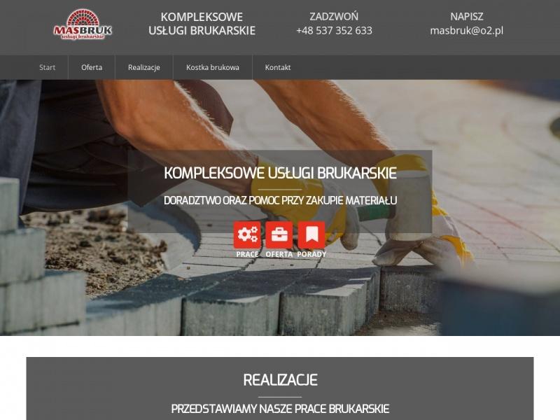 Firma brukarska Szczecin