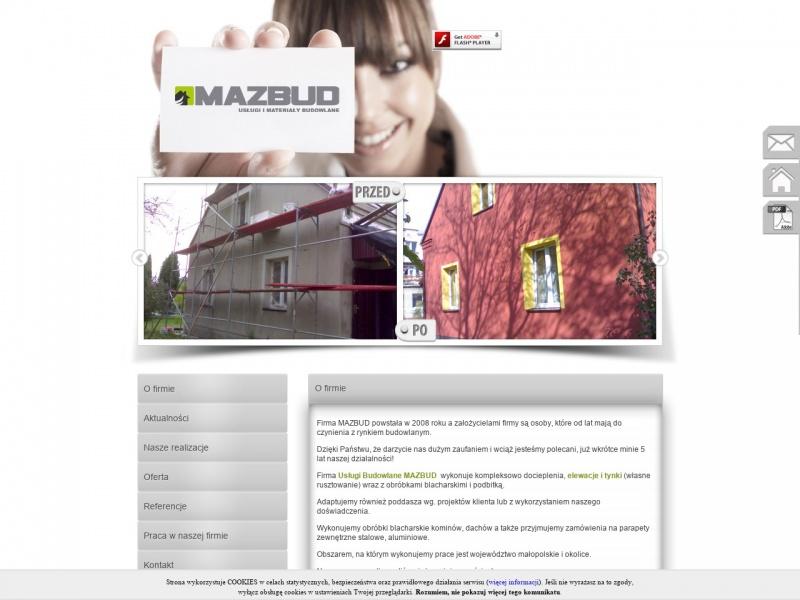 Usługi Budowlane MAZBUD