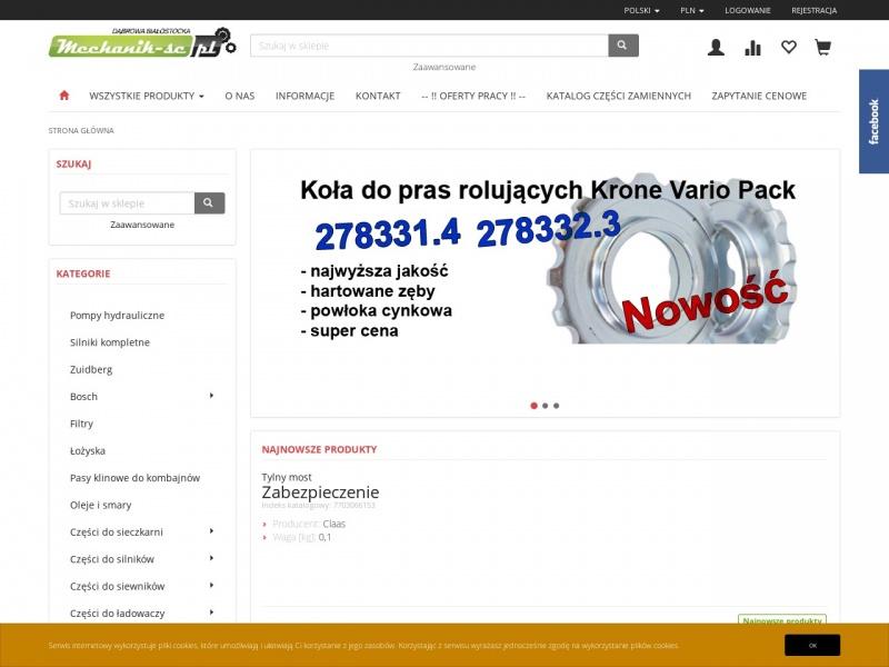 Zakład Usługowo Handlowy Mechanik s.c.