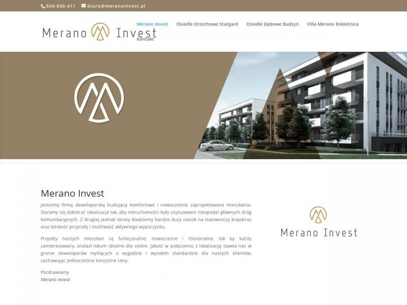 Merano Invest Sp. z o.o.