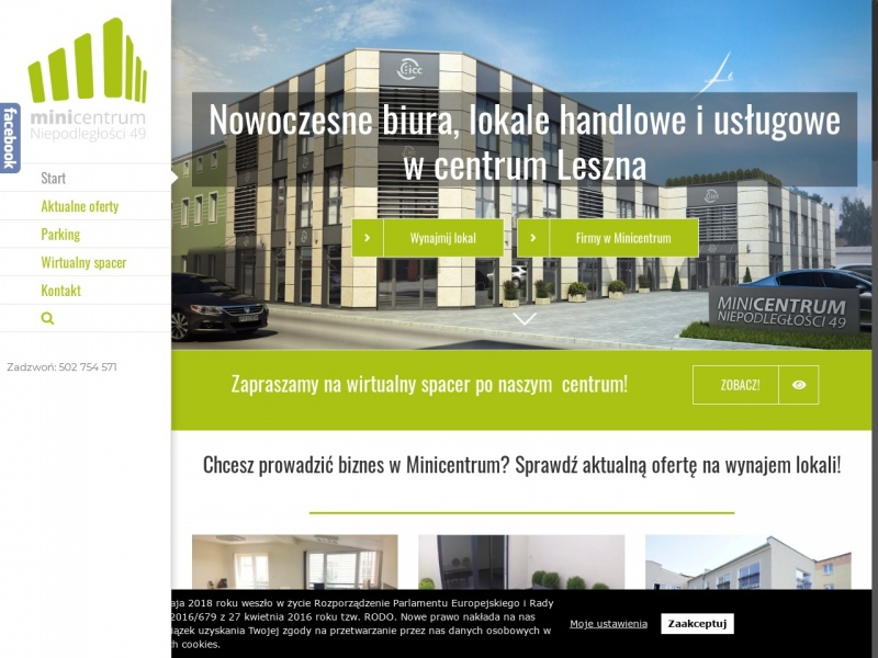 Inkubator przedsiębiorczości Leszno - minicentrum.com.pl