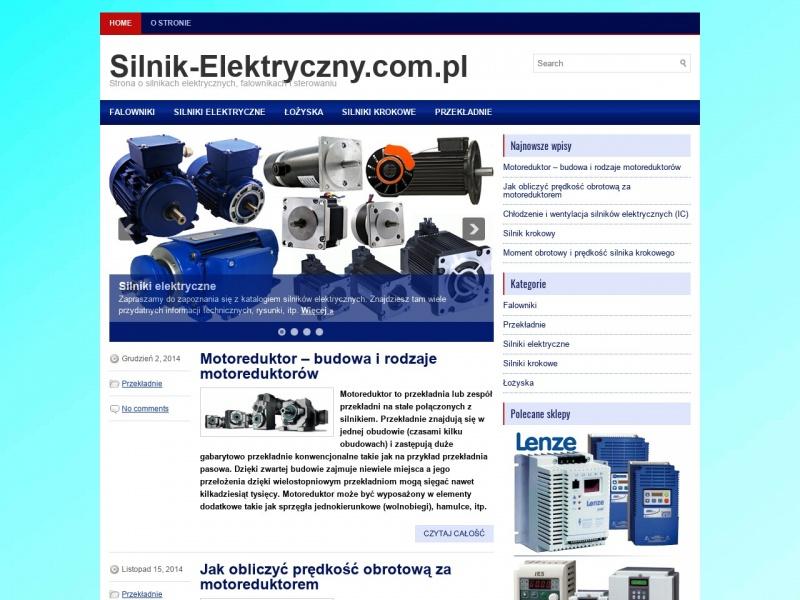 Silnik-elektryczny.com.pl
