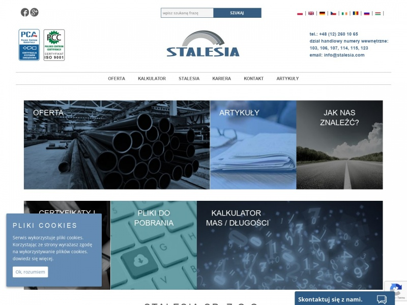 STALESIA Sp. z o. o.