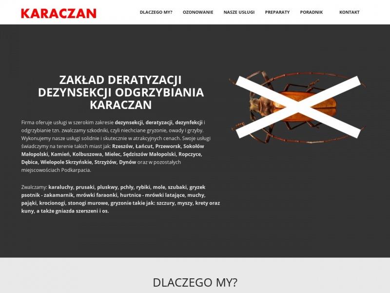 Zakład Usługowy Karaczan