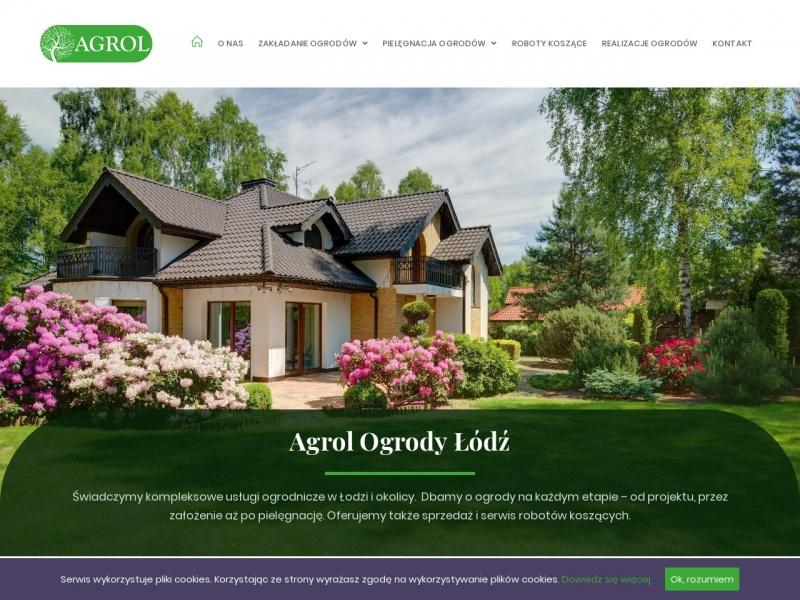 AGROL usługi ogrodnicze i porządkowe