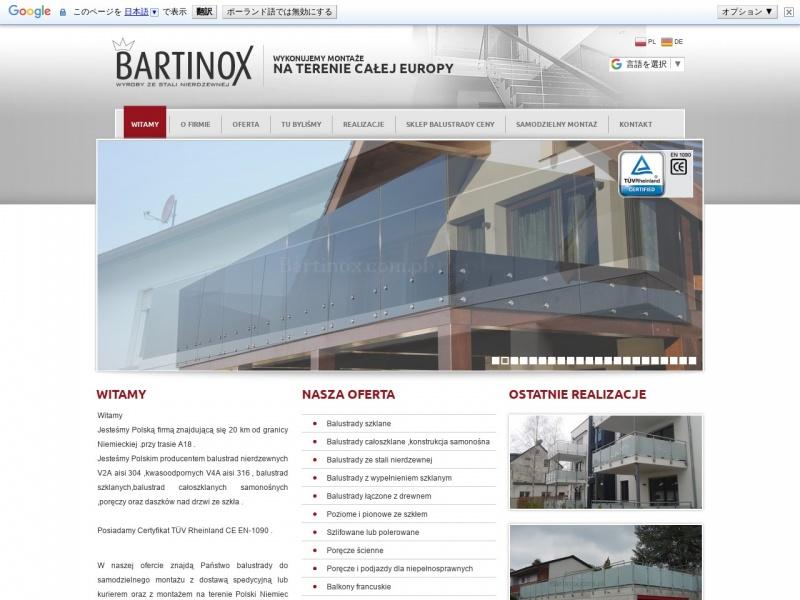 Bartinox