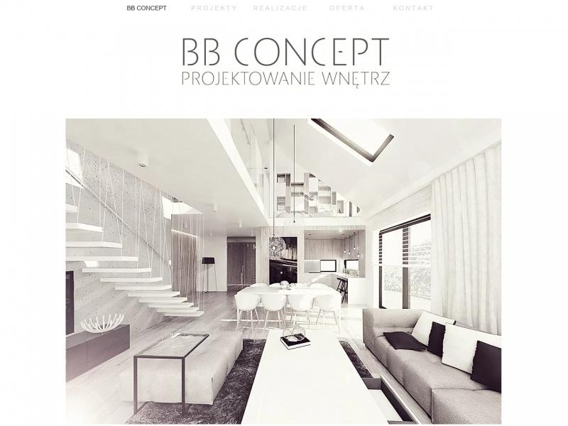 BB Concept Projektowanie Wnętrz