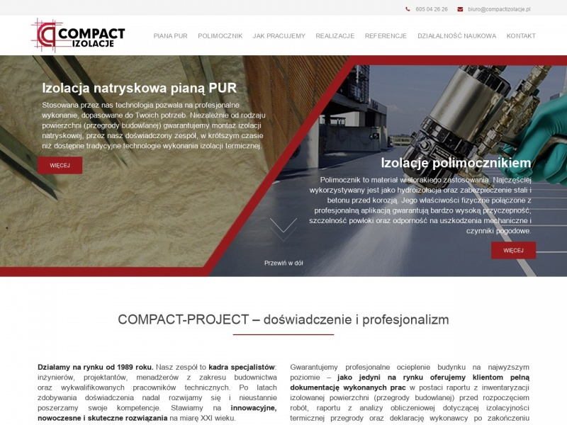 Compact Projekt