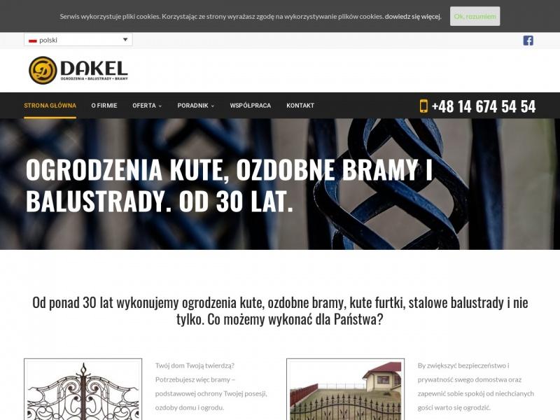 Jacek Kaczor Dakel PPU