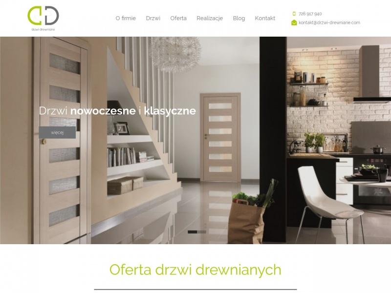 Salon Drzwi Drewnianych Łukasz Niemiec