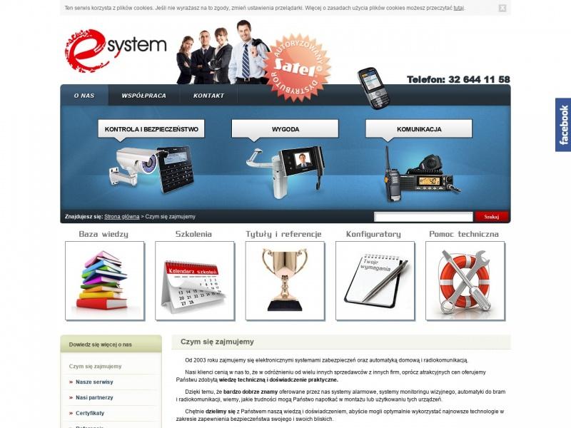 E-SYSTEM Marcin Ficek