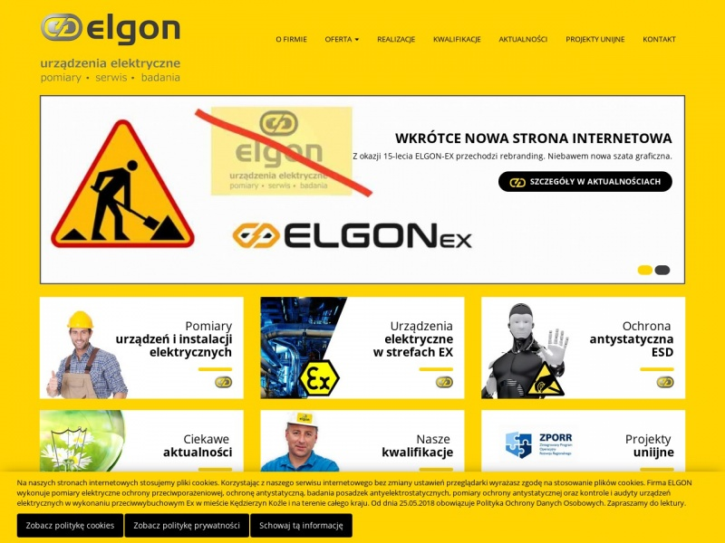 Elgon - Ex