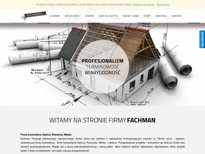 Firmy budowlane Dębica