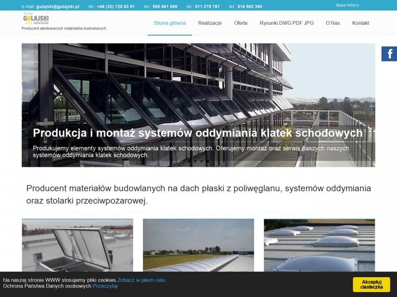 Gulajski.pl - Oddymianie