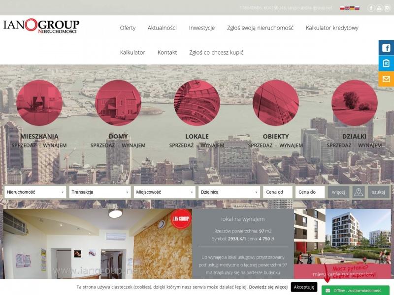 Mieszkania Rzeszów sprzedaż