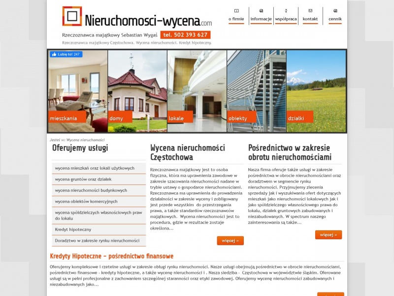 www.nieruchomosci-wycena