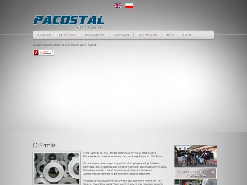 Pacostal Sp. z o.o.