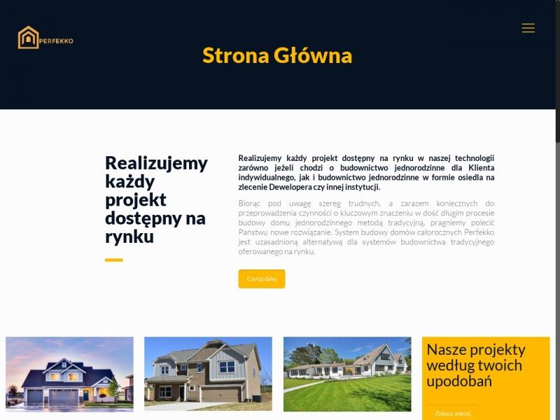 Domy Jednorodzinne Perfekko Polska sp. z o.o.