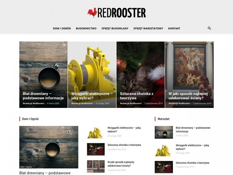 Red Rooster Industrial (UK) Ltd Sp. z o.o. Oddział w Polsce