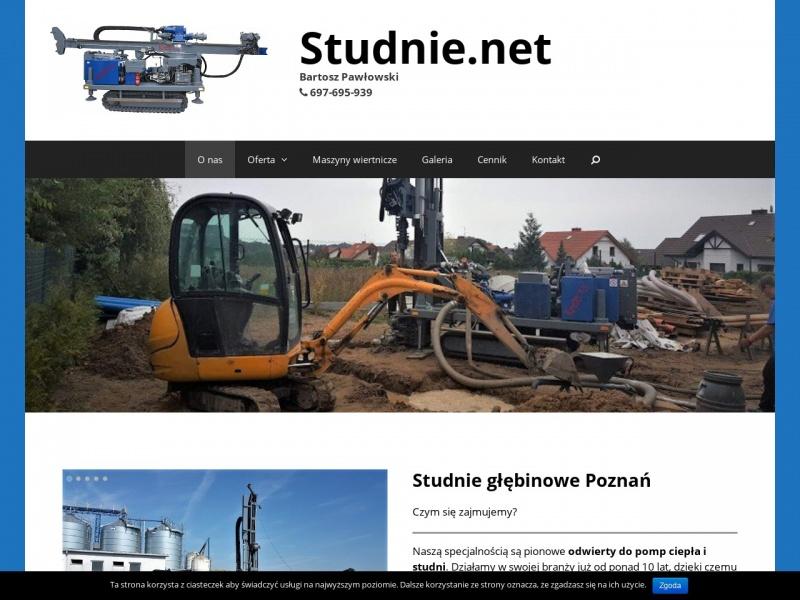 Studnie.net Bartosz Pawłowski