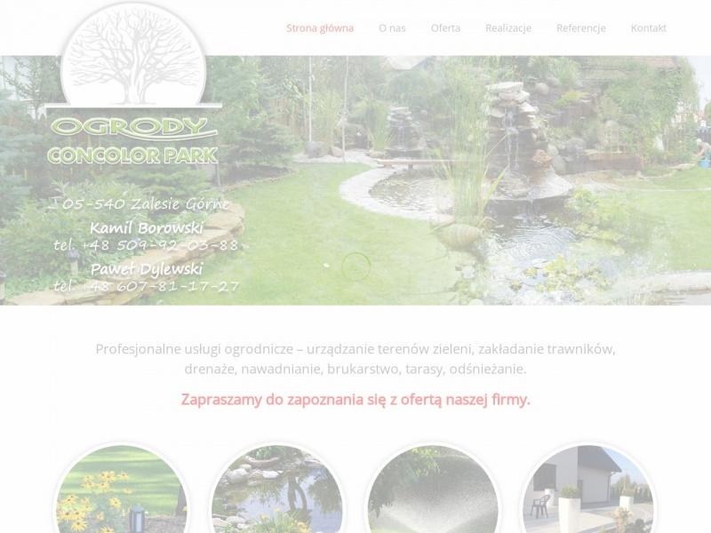 Concolor Park