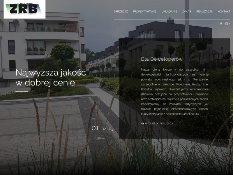 Zakład Robót Brukarskich Leszek Krasnodębski
