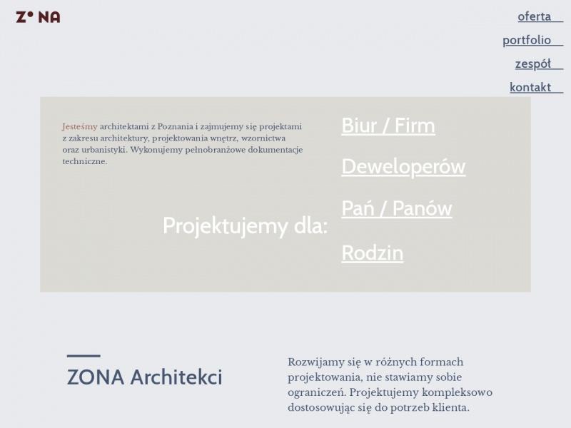 ZONA Architekci